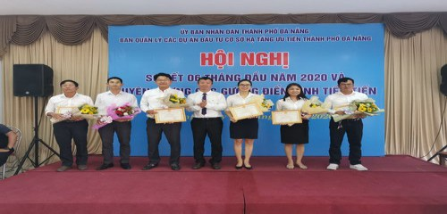 Cá nhân xuất sắc của BQL giai đoạn 2015-2020