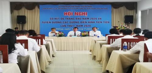 Hội nghị sơ kết 6 tháng đầu năm 2020